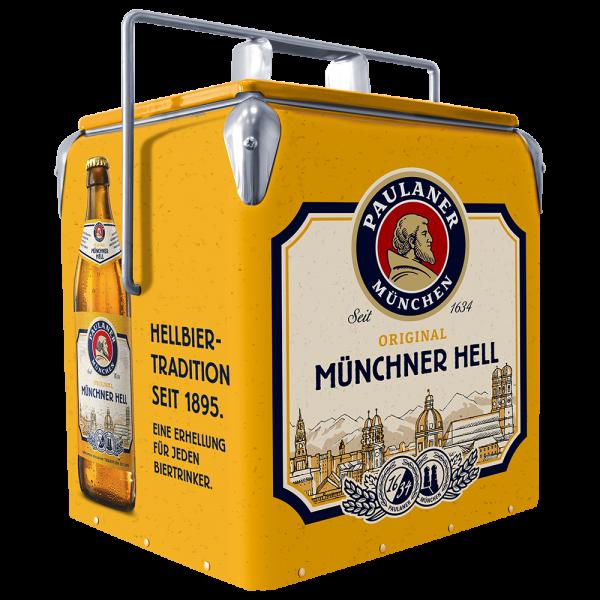 Paulaner Münchner Hell Kühlbox