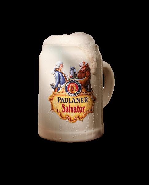 Paulaner Salvator Steinkrug 0,5 l