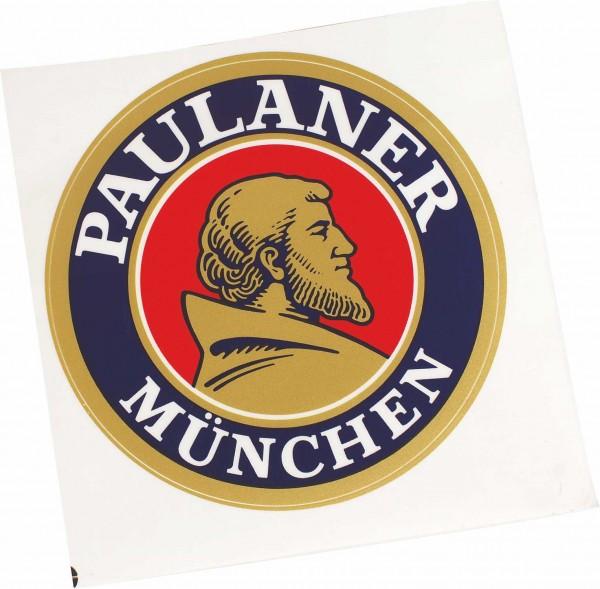 Paulaner Aufkleber Rund