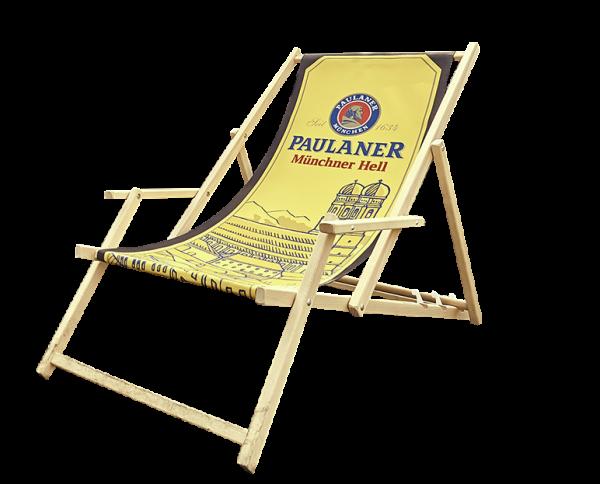 Paulaner Münchner Hell Liegestuhl