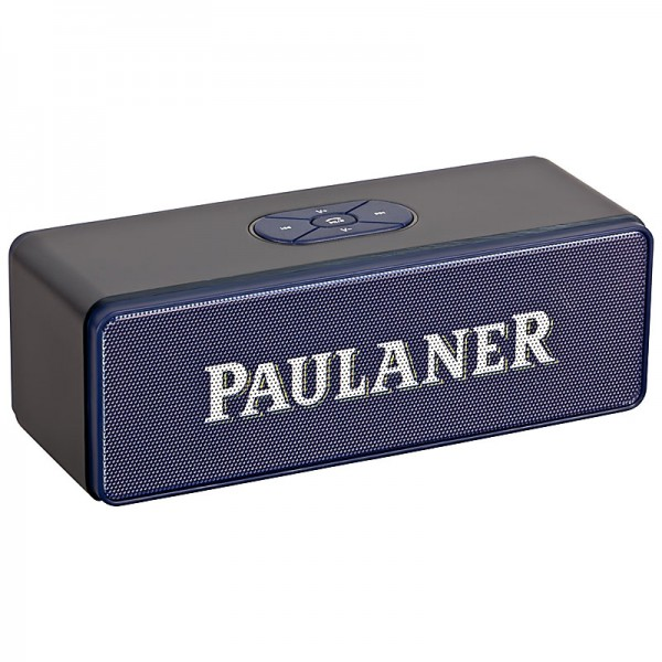 Paulaner Bluetooth Lautsprecher