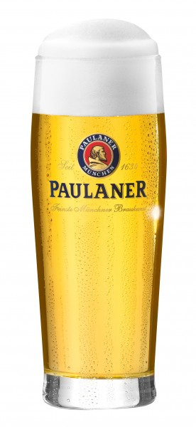 Paulaner Hellbier-Glas 6x0,5 l