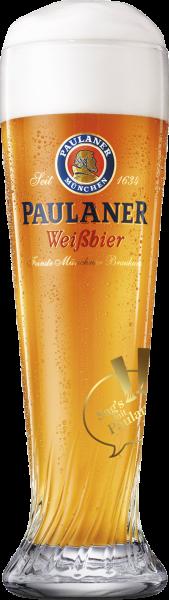 Paulaner Sprechendes Glas